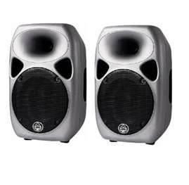 Tops 250 Watt RMS, Wharfedale Titan speakers for hire