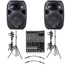 small pa system for hire, pa system music, wedding  sound hire